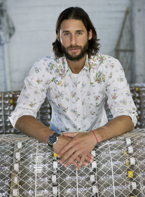 David de Rothschild (c) Adventure Ecology