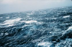 Ocean climate