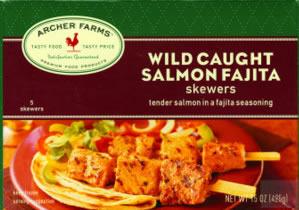 Target salmon